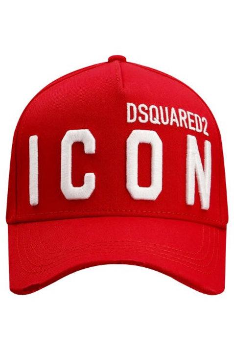Red Dsquared2 Cap
