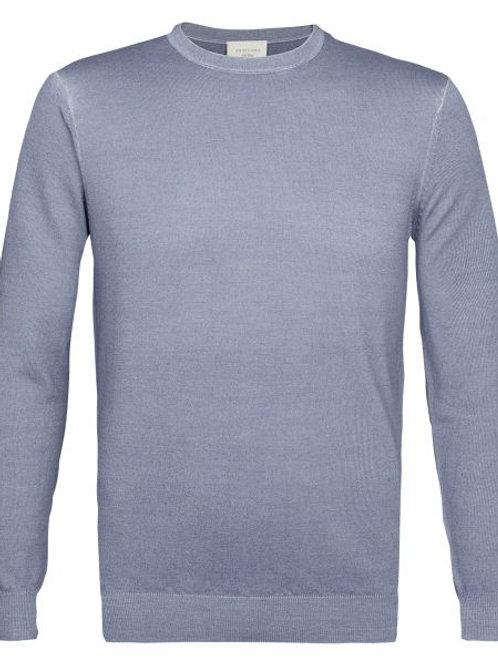Light Blue Profuomo Knitwear