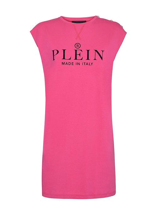 Pink Philipp Plein Dress