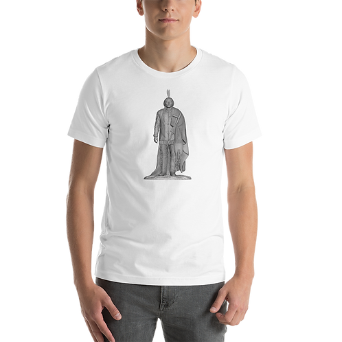 CHIEF BY ROCCO: Short-Sleeve Unisex T-Shirt