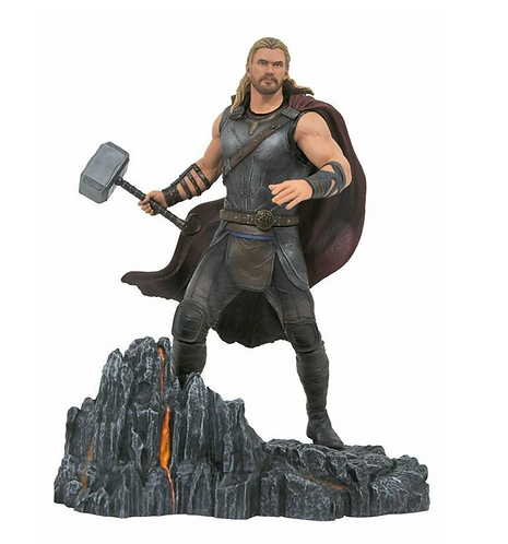 Thor: Ragnarok - Thor Gallery Diorama
