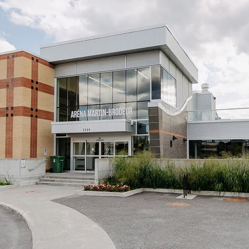 NEW COVID-19 VACCINATION CENTRE IN SAINT-LEONARD (MARCH 9 2021)