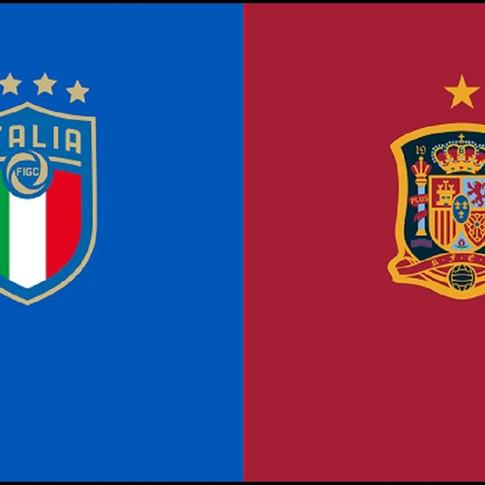 ITALY vs SPAIN MATCHUP DIVIDES SAINT-LEONARD HOME (JULY 5 2021)