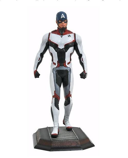 Avengers: Endgame - Captain America (Team Suit) Gallery
