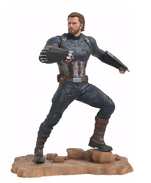 Avengers: Infinity War- Captain America (Nomad) Gallery