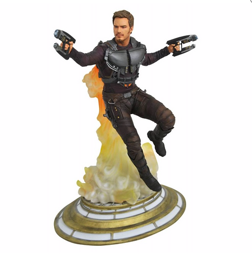 Guardians of the Galaxy- Starlord Unmasked Gallery Diorama