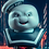 Thumbnail: Ghostbusters Stay Puft Marshmallow man L3D  Bust Polystone Pre-painted Statue