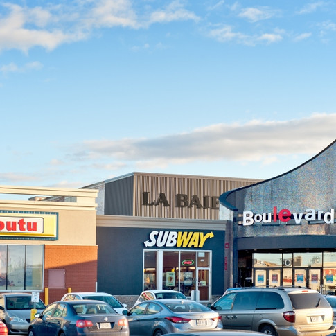 BOULEVARD SHOPPING CENTRE TO CLOSE DECEMBER 1ST (FEBRUARY 24 2021)