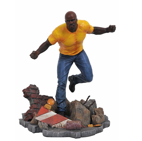 Luke Cage 2 DST PVC Gallery Diorama
