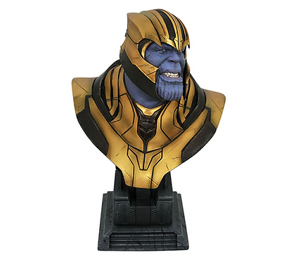 Thamos L3D  Bust Polystone Pre-painted Statue