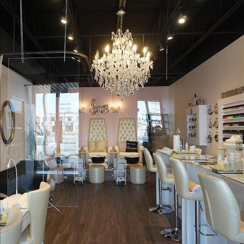 CHAMPAGNE LACQUERIE: QUALITY BEAUTY SERVICES IN SAINT-LEONARD (MARCH 1 2021)
