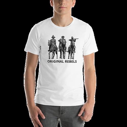 ORIGINAL REBELS BY ROCCO: Short-Sleeve Unisex T-Shirt