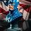 Thumbnail: Captain America L3D  Bust Polystone Pre-painted Statue