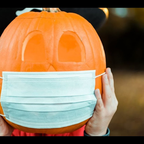 DECORATING YOUR HOME WITH PANDEMIC PUMPKINS (OCTOBER 20 2020)