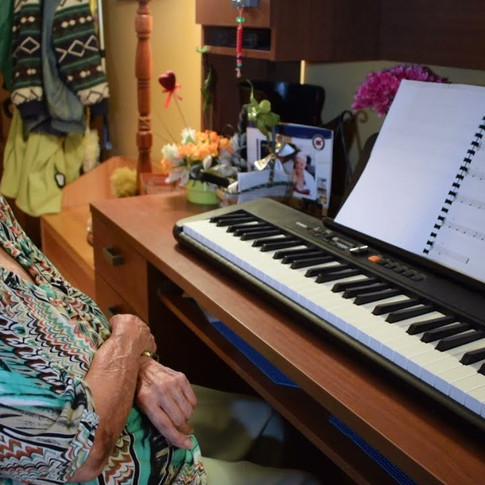 MOTHER'S DAY: A LONELY DAY FOR MANY SENIORS (MAY 6 2021)