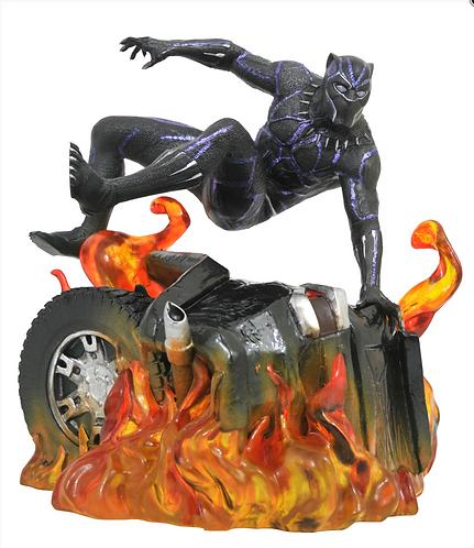 Black Panther - Car Gallery Diorama