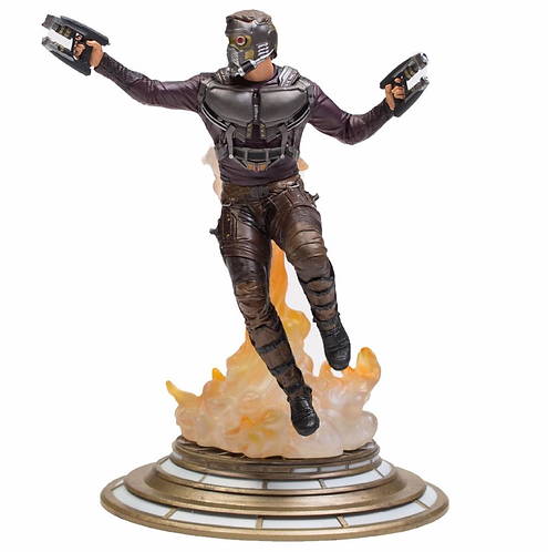 Guardians of the Galaxy- Starlord Masked Gallery Diorama