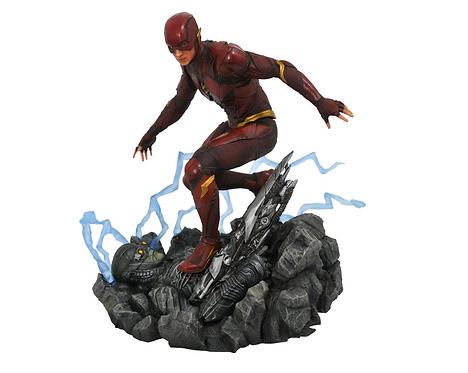 Justice League Movie: Flash Gallery PVC Diorama