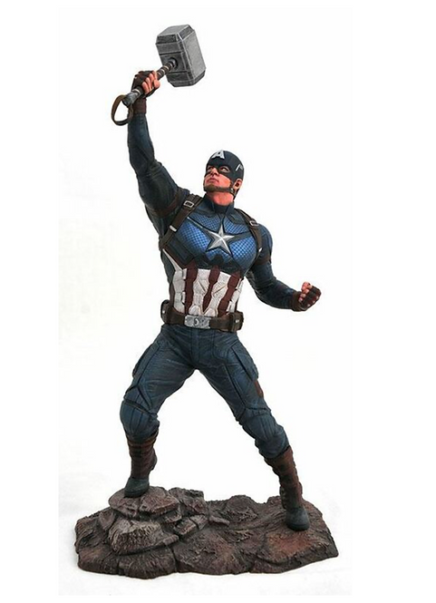 Avengers: End Game- Captain America (Thor Hammer)