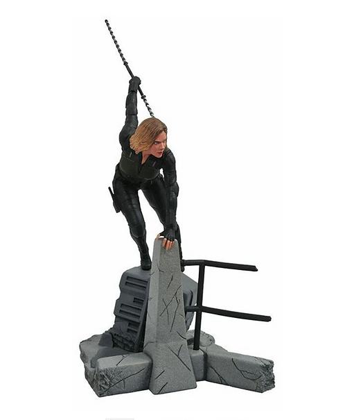 Avengers: Infinity War-Black Widow Gallery Diorama