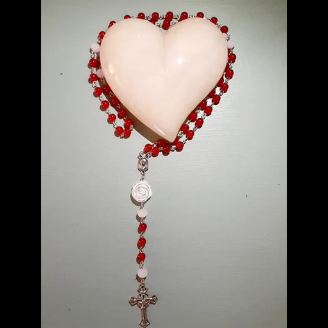 RDP TEEN MAKES ROSARIES WITH HEART AND STYLE (OCTOBER 21 2020)