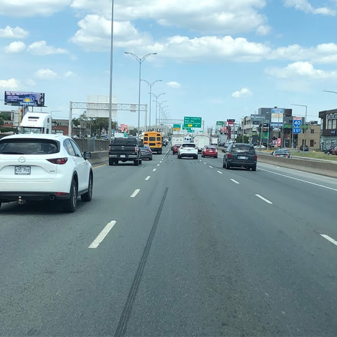 STRETCH OF HIGHWAY 40 EASTBOUND CLOSED THIS WEEKEND (JUNE 1 2021)