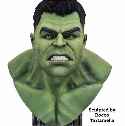 Hulk L3D  Bust Polystone Pre-painted Statue