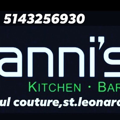 GIANNI'S KITCHEN AND BAR: OPEN DURING THE HOLIDAYS (DECEMBER 22 2020)