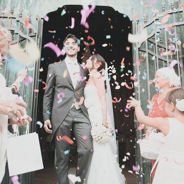 La cosa più coinvolgente da mettere in scena il giorno del matrimonio_ Il vostro sorriso! _#weddingd
