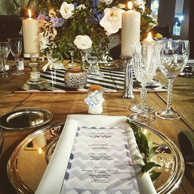 Wedding details !