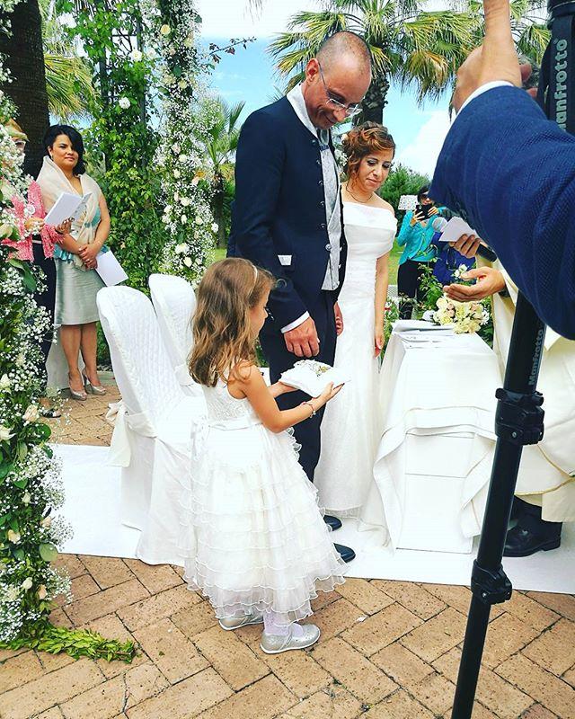 #weddingday #eccoci #love #weddingdress #weddinginitaly #weddingplanner #savoybeachhotel _savoybeach