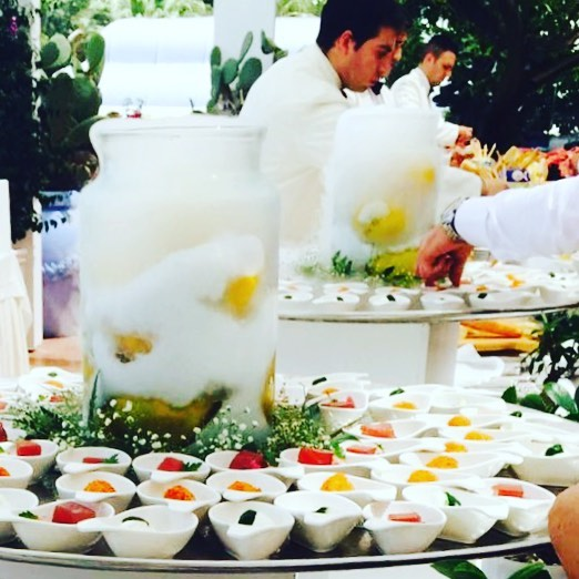 #weddingday _savoybeachhotel #weddingbuffet #weddinginitaly #weddingplanner #livefromsavoybeach #che