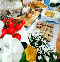 #breadbar #weddingday #party #wedding #bread #buffet #weddingdecoration #weddinginitaly #weddingflow