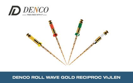 Denco Roll Wave Gold