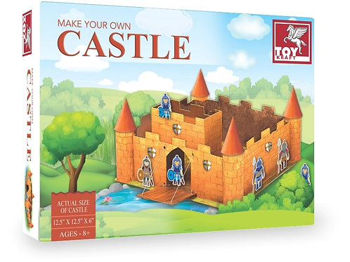 MAKE YOUR OWN CASTLE