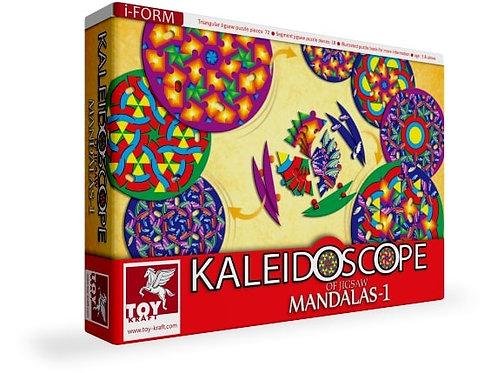 MANDALA JIGSAW KALEIDOSCOPE