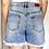 Thumbnail: Toxic Light Denim Shorts
