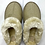 Thumbnail: Gold Sparkle Fluffy Slippers