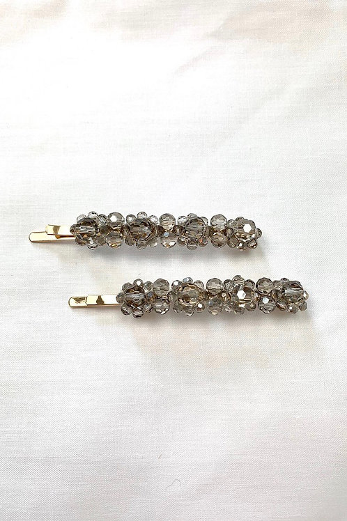Paired Black Diamond Clips