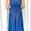Thumbnail: Denim Wrap High Low Dress