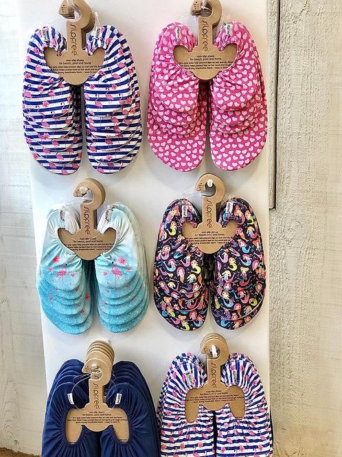 Kids Mermaid Slipfree Shoes