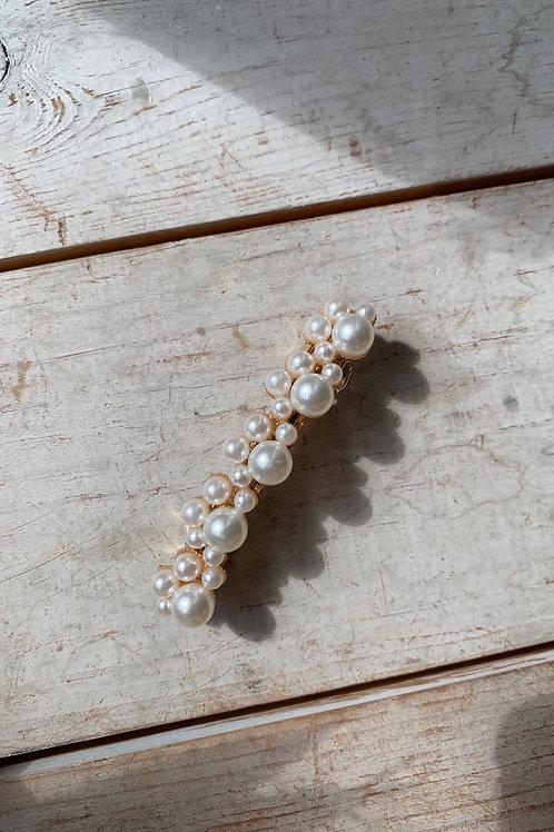 Pearl Hair Clasp