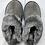 Thumbnail: Grey Fluffy Slippers