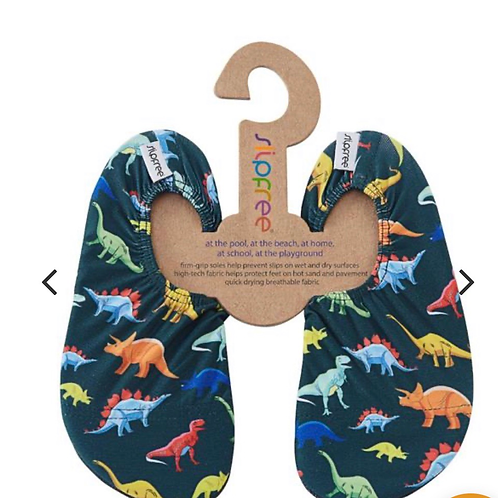 Kids Dinosaur Slipfree Shoes