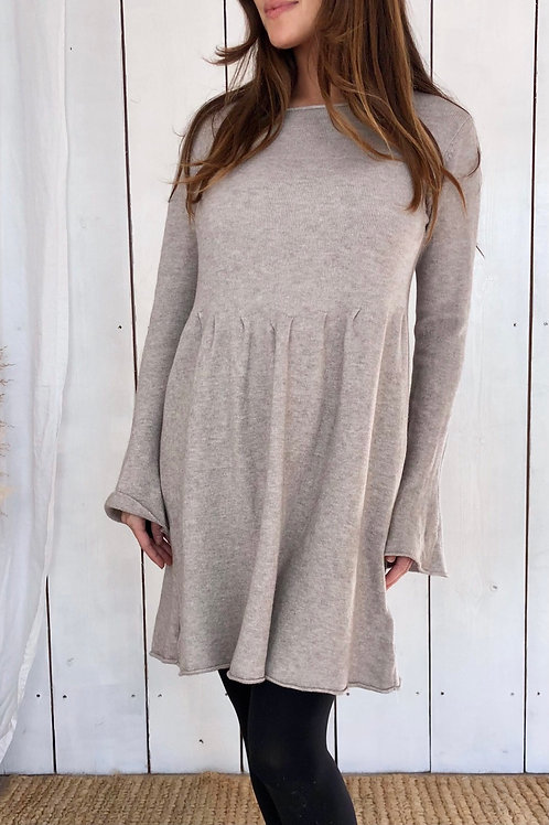 Knitted Swing Dress