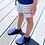 Thumbnail: Kids Navy Slipfree Shoes