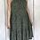 Thumbnail: Leopard Tie Strap Tiered Dress