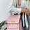 Thumbnail: Pink Messenger Bag