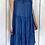 Thumbnail: Denim Tie Strap Tiered Dress