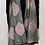 Thumbnail: Leave Print Scarf In Pink, Grey and Green